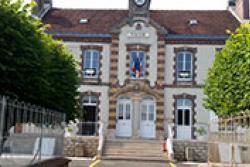 Mairie de Saint-Hilliers