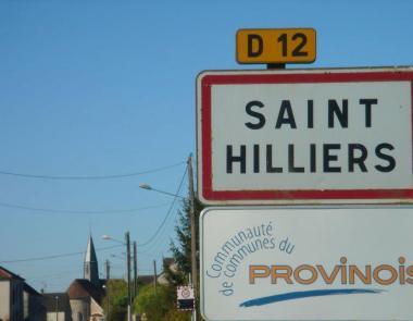 Saint-Hilliers