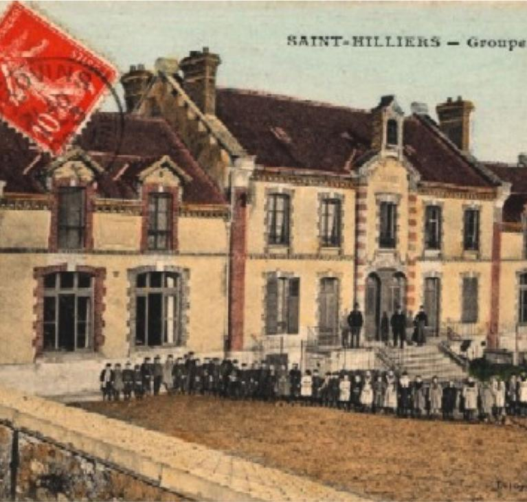 Groupe scolaire Mairie école